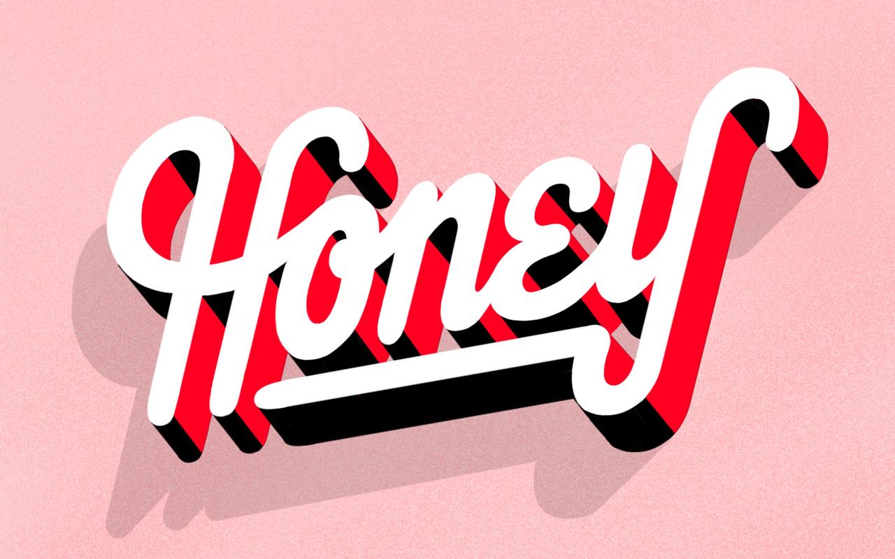 <span>HONEY</span><i>→</i>