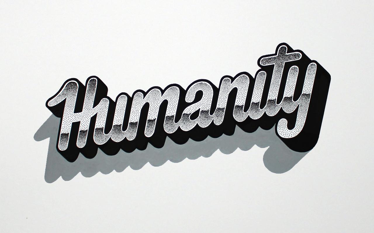 <span>HUMANITY</span><i>→</i>