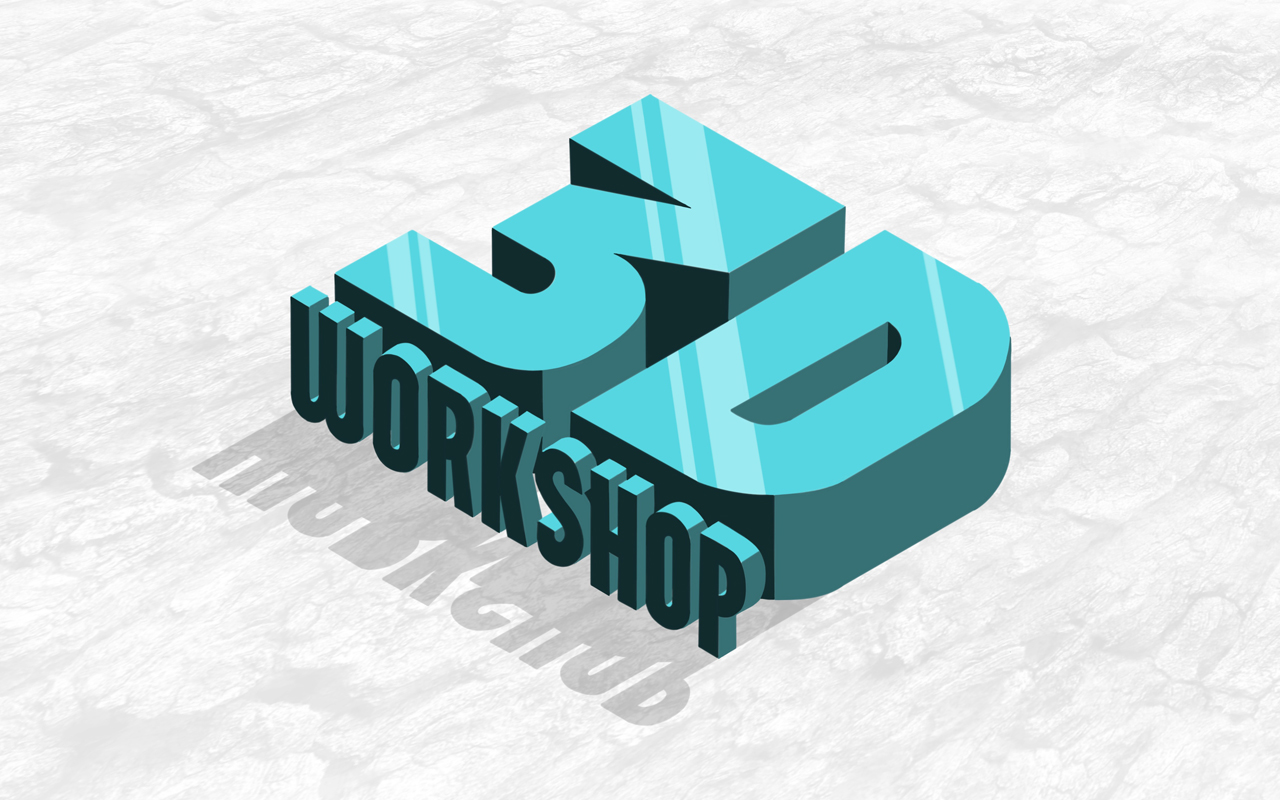 <span>3D WORKSHOP</span><i>→</i>