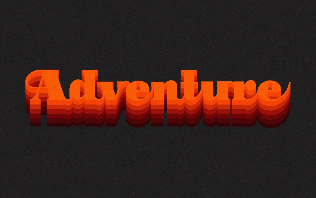 <span>ADVENTURE</span><i>→</i>