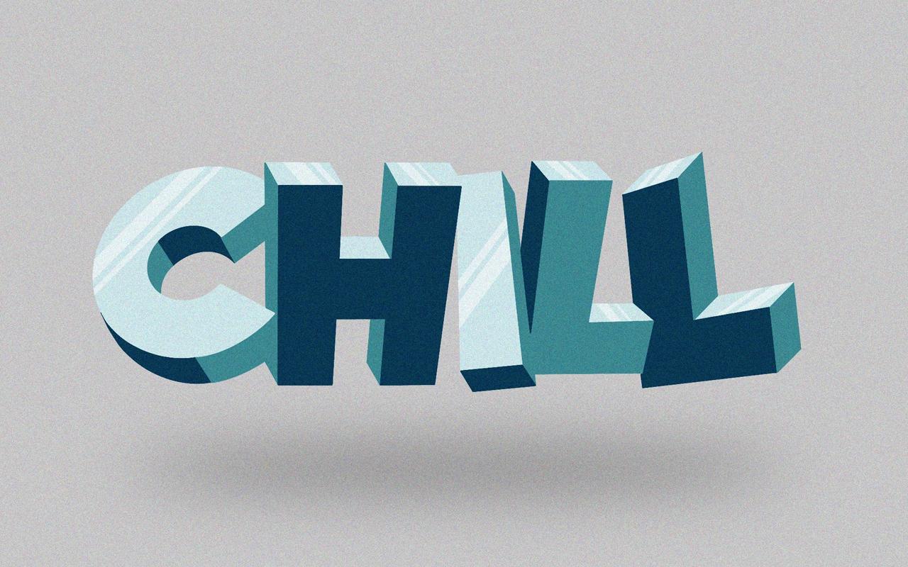 <span>CHILL</span><i>→</i>